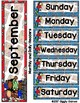Pirate Pals Full Year Calendar Cuties