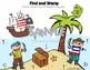 Pirate Pals Preschool Pack