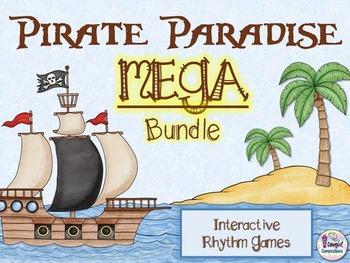 Pirate Paradise MEGA Bundle