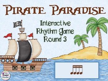 Pirate Paradise - Round 3 (Tika-Tika)