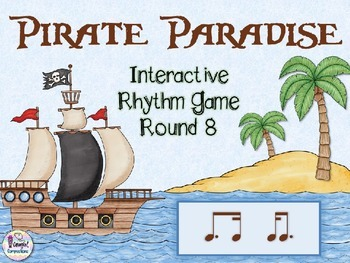 Pirate Paradise - Round 8 (Tim-Ka and Ka-Tim)