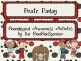 Pirate Parlay: Phonological Awareness Activities