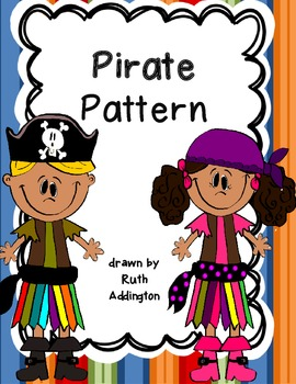 Pirate Pattern Freebie