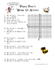 Pirate Paul's Treasure Hunt on the Coordinate Plane for Middle School