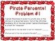 Pirate Percents: Changing Fractions to Percentages Task Cards
