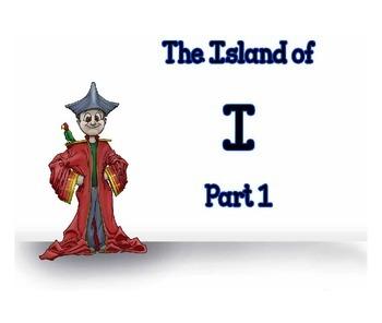 Pirate Pete Phonics Lesson 8 Long & Short i, P1