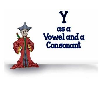 Pirate Pete Phonics - Lesson 10 Y as a Vowel & Consonant