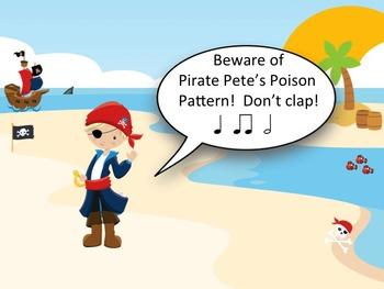 Pirate Pete's Poison Pattern Game - Mega Bundle