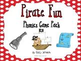 Pirate Phonics Game Pack