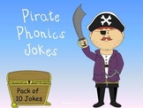 Pirate Phonics Jokes
