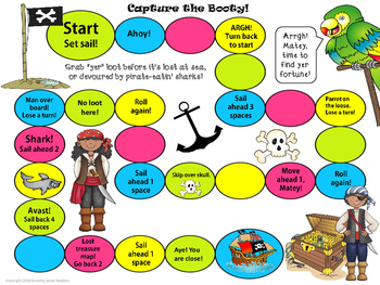 Pirate Phonics Fun! R-Controlled Vowels