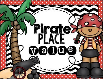 Pirate Place Value