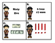 Pirate Place Value Scoot 2-digit Numbers/Task Cards