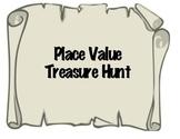 Pirate Place Value Treasure Hunt
