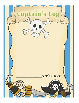 Pirate Plan Book Cover