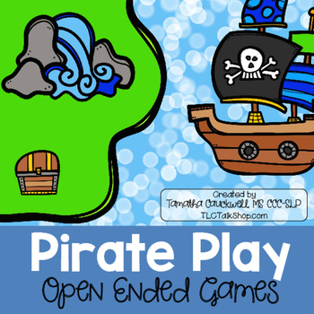 Pirate Play: Open-Ended Games