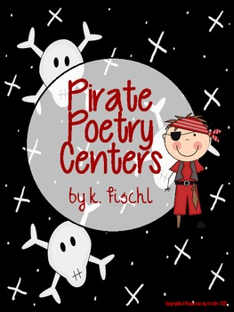 Pirate Poetry Centers