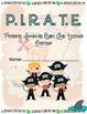 Pirate Pop Class Decor