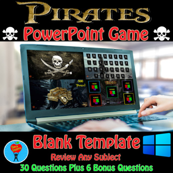 Pirate PowerPoint Game