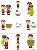 Pirate Preposition Bingo