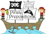 Pirate Prepositions
