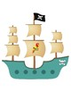 Pirate Prepositions (Lift-a-Flap)