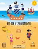 Pirate Prepositions (Lift-a-Flap)