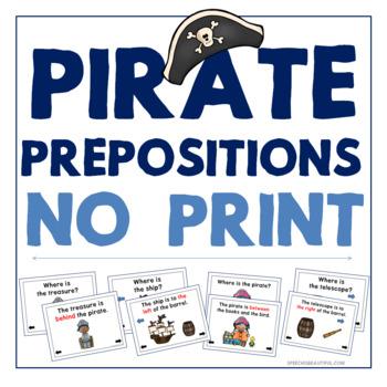 Pirate Prepositions No Print