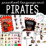 THEME OF THE WEEK: Pirate Preschool Language Unit