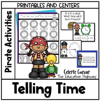 Pirate Princess Alwinda Loves Clocks