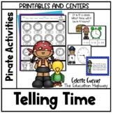 Clocks With Pirate Princess Alwinda