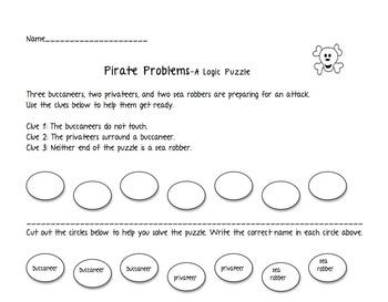 Pirate Problems