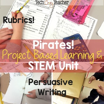 Project Based Learning with STEM: Pirates