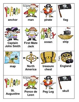 Pirate Proper Nouns