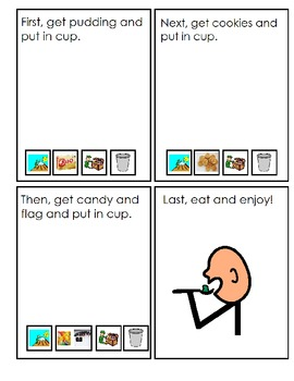 Pirate Pudding