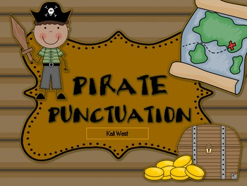 Pirate Punctuation - CC Aligned