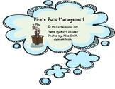 Pirate Puns - Classroom Management Using Jokes