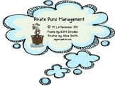 Pirate Puns - Classroom Management Using Jokes