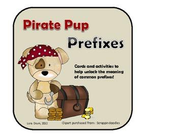 Pirate Pup Prefixes
