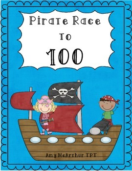 Pirate Race to 100