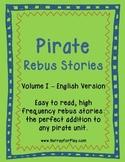 Pirate Rebus Stories (English)