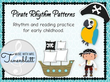 Pirate Rhythm Patterns