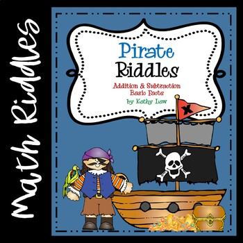 Pirate Riddles -- Addition & Subtraction