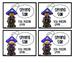 Pirate Rocket Math Mini Certificates