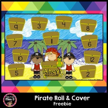 Pirate Roll and Cover