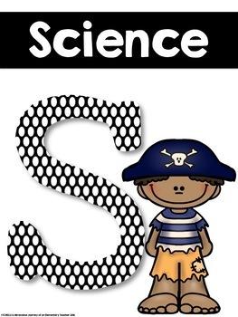 Pirate STEM 10 Challenges