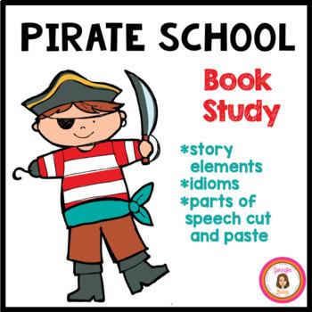 Pirate School Book Club Packet