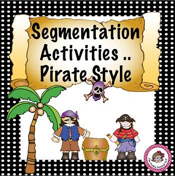 Pirate Segmentation Packet