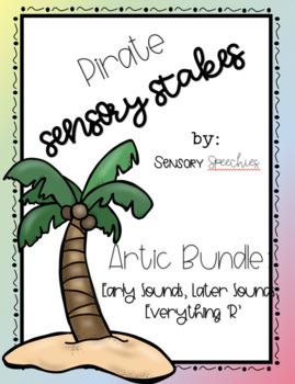 Pirate Sensory Stakes: Artic Bundle