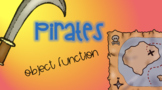 Pirate Sensory Stakes: Object Function
